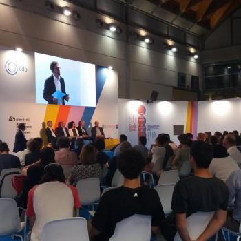 """Tutto esaurito all'incontro """"Prodotti agroalimentari intelligenti per la salute e l'ambiente"""" al Meeting di Rimini 2019"""