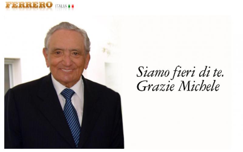 La scomparsa di Michele Ferrero