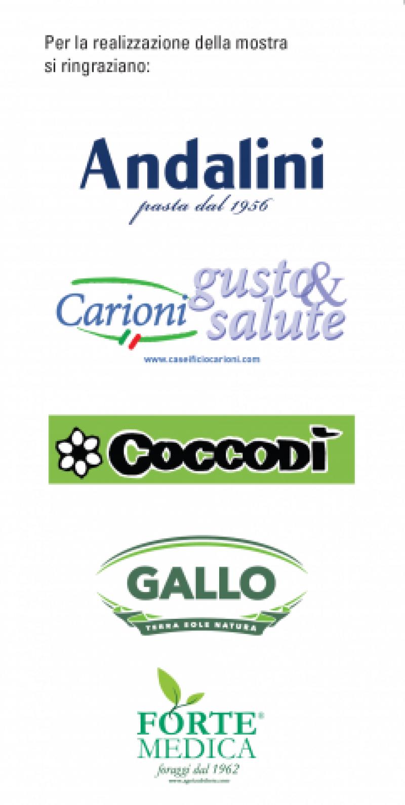 Mostra CDO Agroalimentare al Meeting di Rimini - GRAZIE AI NOSTRI SOSTENITORI
