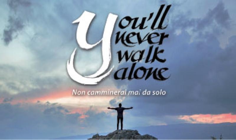 """""""You'l Never Walk Alone - Non camminerai mai solo"""" Mostra CDO a cura di CDO Agroaliementare al Meeting di Rimini"""