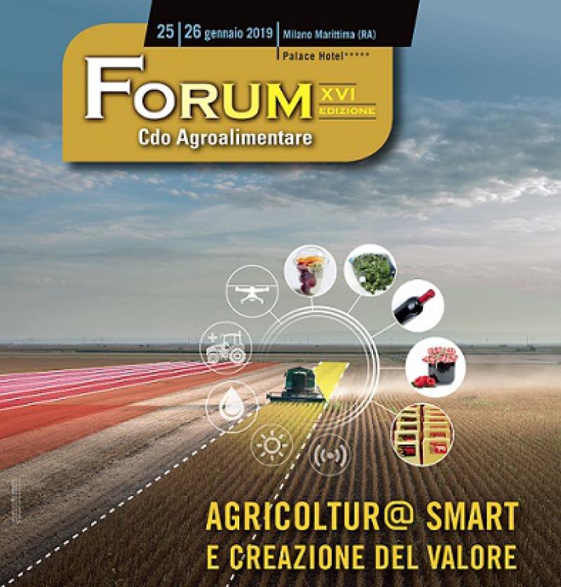 XVI Forum Cdo Agroalimentare - Iscrizioni Chiuse